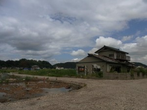 Ishinomaki dopo lo tsunami